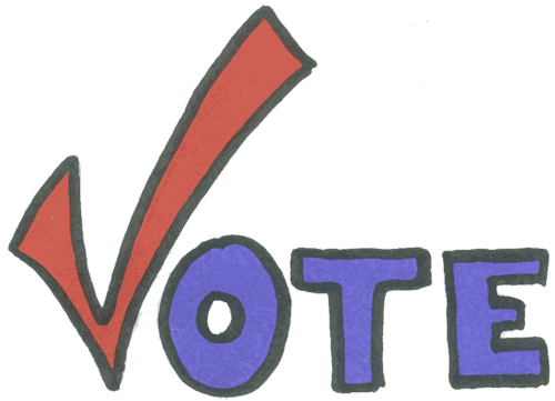 Women Vote Clipart Vote01 Png