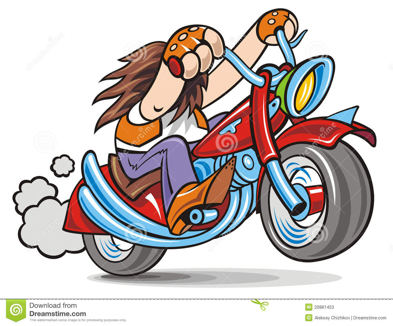 biker clipart - photo #18