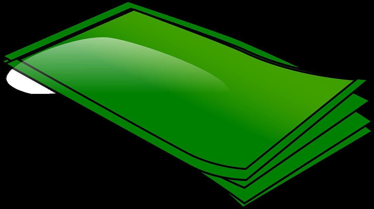 Paper Money Clipart - Clipart Suggest