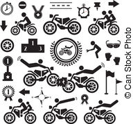 Motorcycle Gang Illustrations And Clipart
