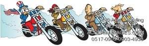 Pictures Motorcycle Gang Clipart   Motorcycle Gang Stock Photography
