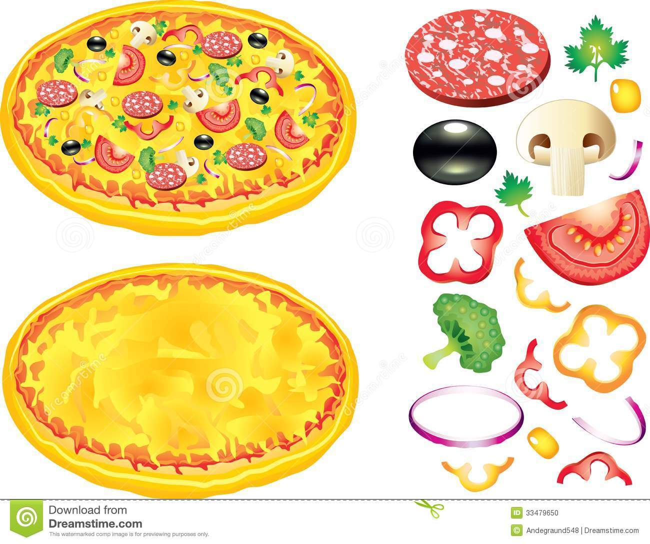pizza toppings clip art free use this pizza toppings clip art free ...