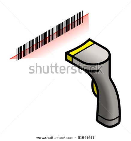 Barcode Scanner Stock Photos Images   Pictures   Shutterstock