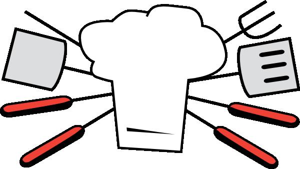 Clip Art Barbecue Clip Art bbq utensils clipart kid tools no outline shadow clip art at clker com vector clip