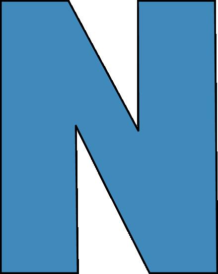 Letter n clipart clipart suggest - N letter images ...