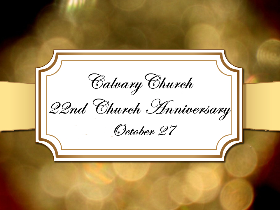 Church Anniversary Graphics  Good Galleries