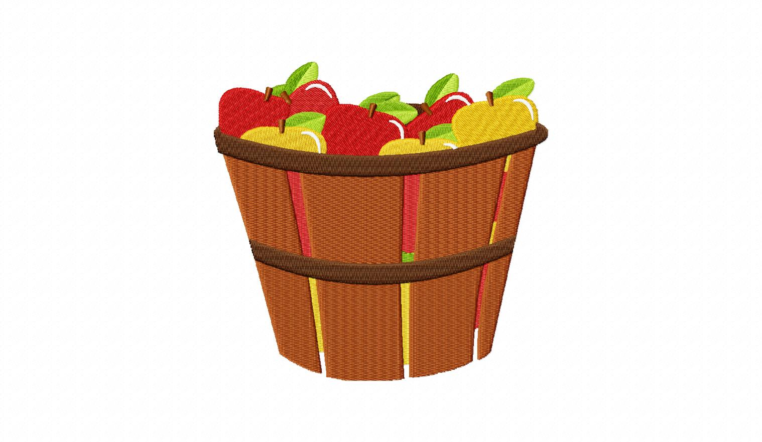 Displaying 15  Images For   Fall Apples Clip Art