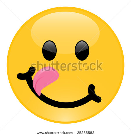 the gallery for gt yummy face emoticon