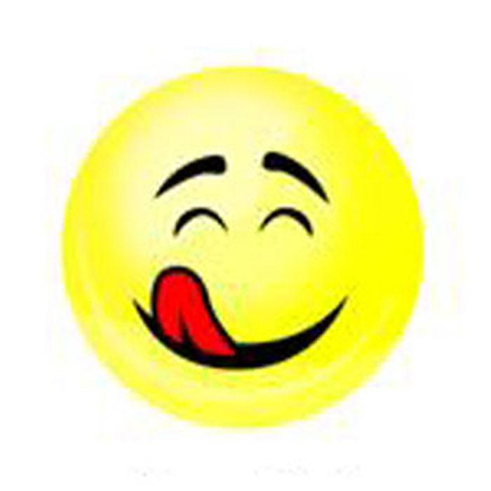 Yummy Smiley Fa...