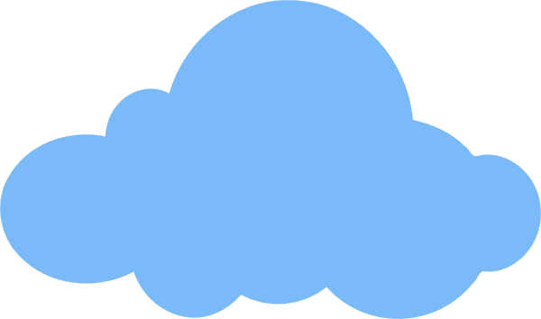 Cloud Icon Png   Clipart Panda   Free Clipart Images