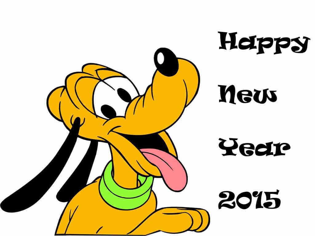Funny New Year's Clipart - Clipart Kid
