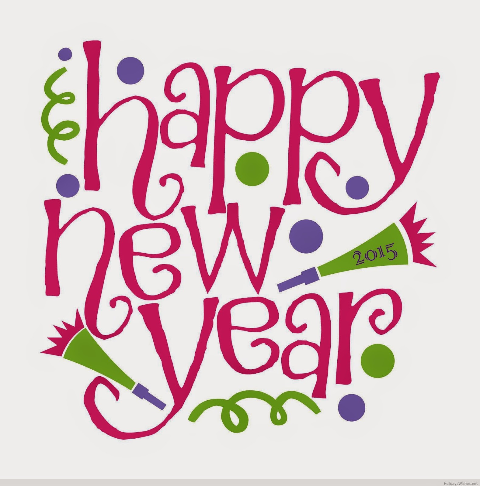 Happy New Year Clipart Free 2015 Download