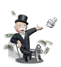 Mr Monopoly Man Png I Have Men On Command Clipart
