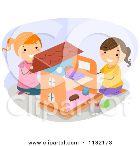 Girls Playing With Dolls Clipart - Clipart Suggest Playing With Dolls Clip Art