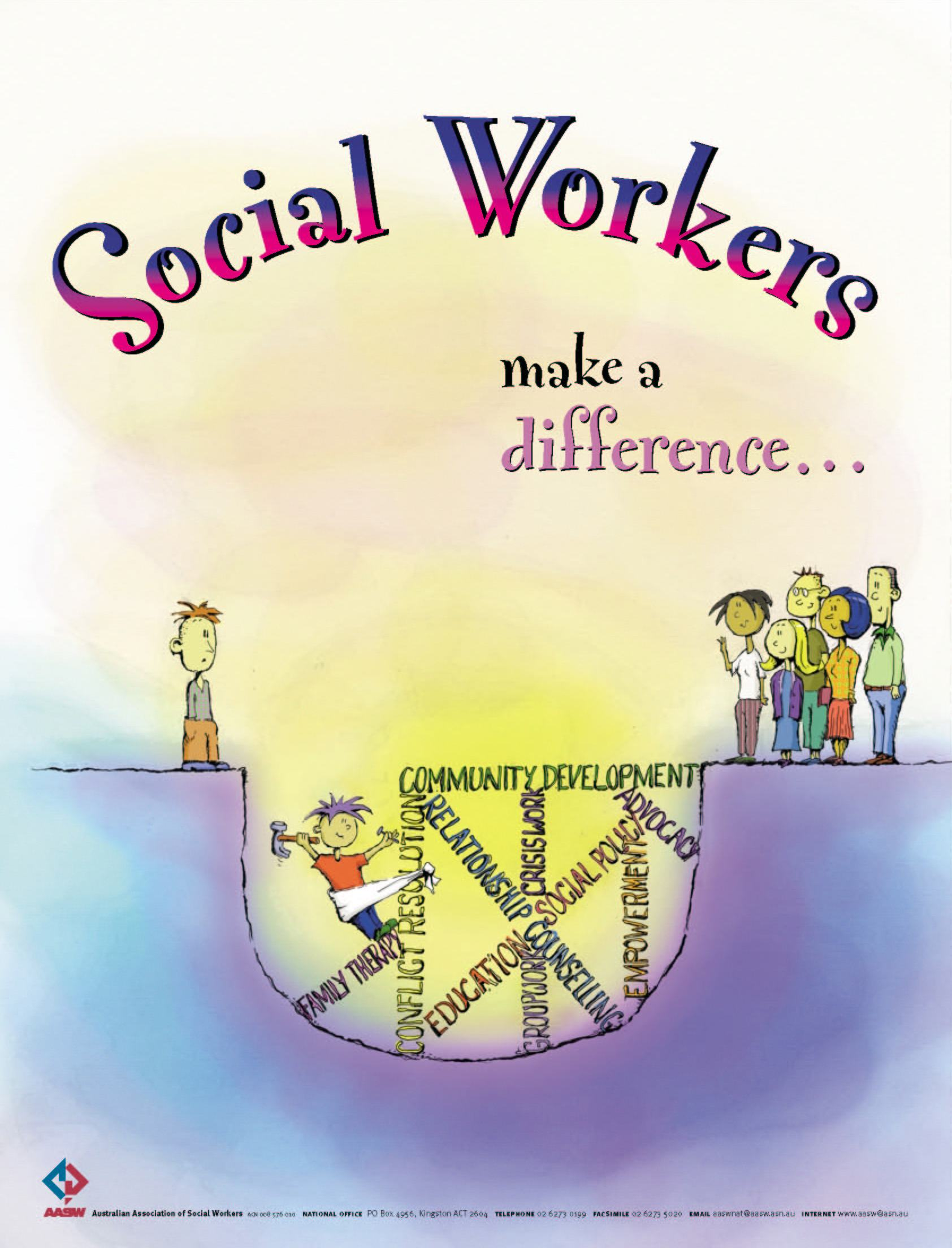 Social Workers Make A Difference    Racing Alzheimer S
