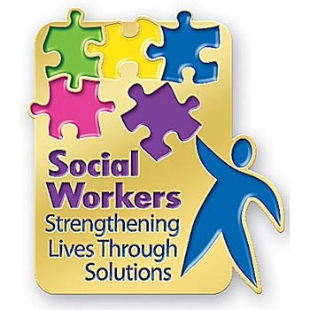 Social Worker Month Clip Art
