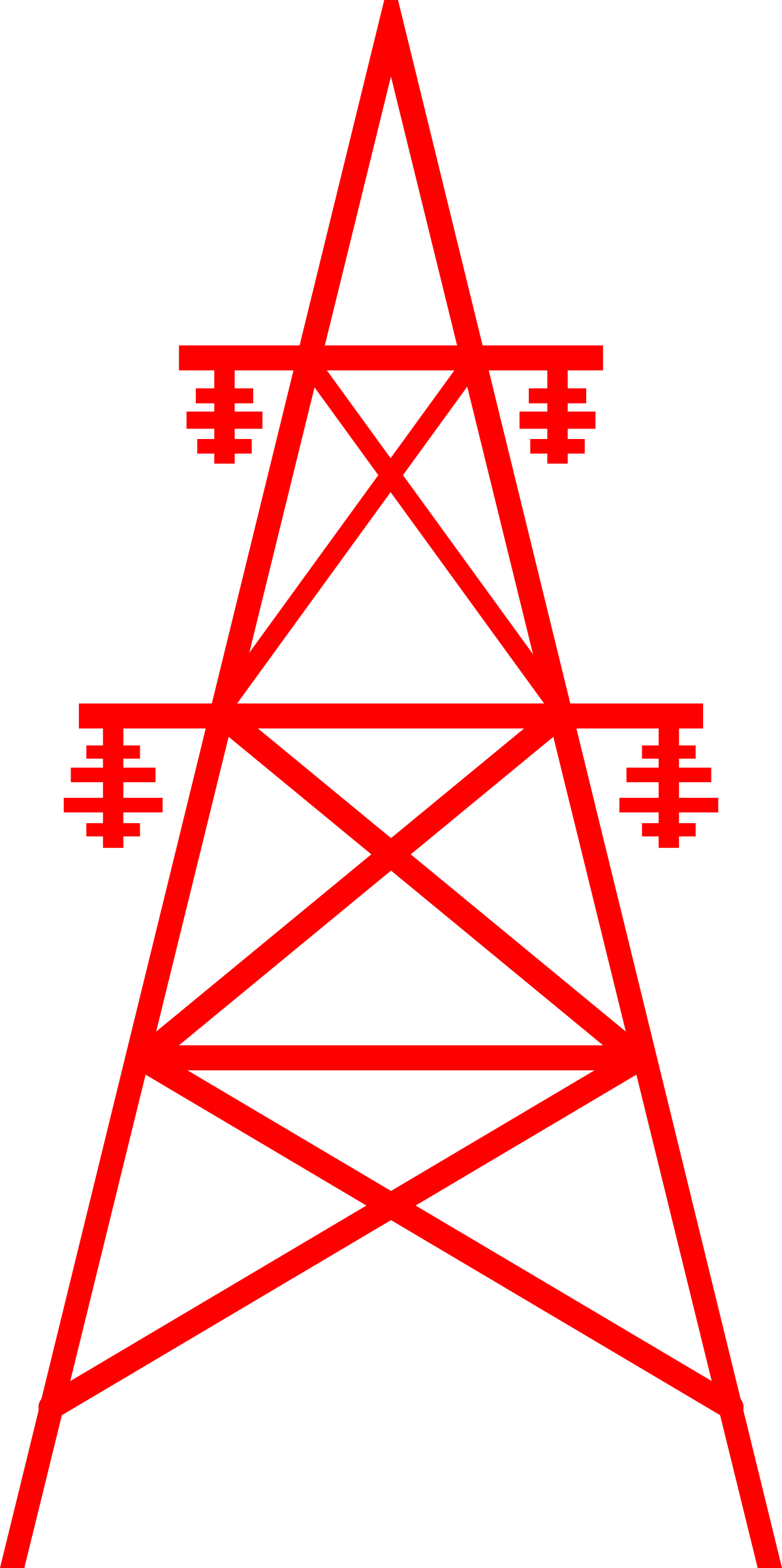 Transmission Tower 1 By Rones
