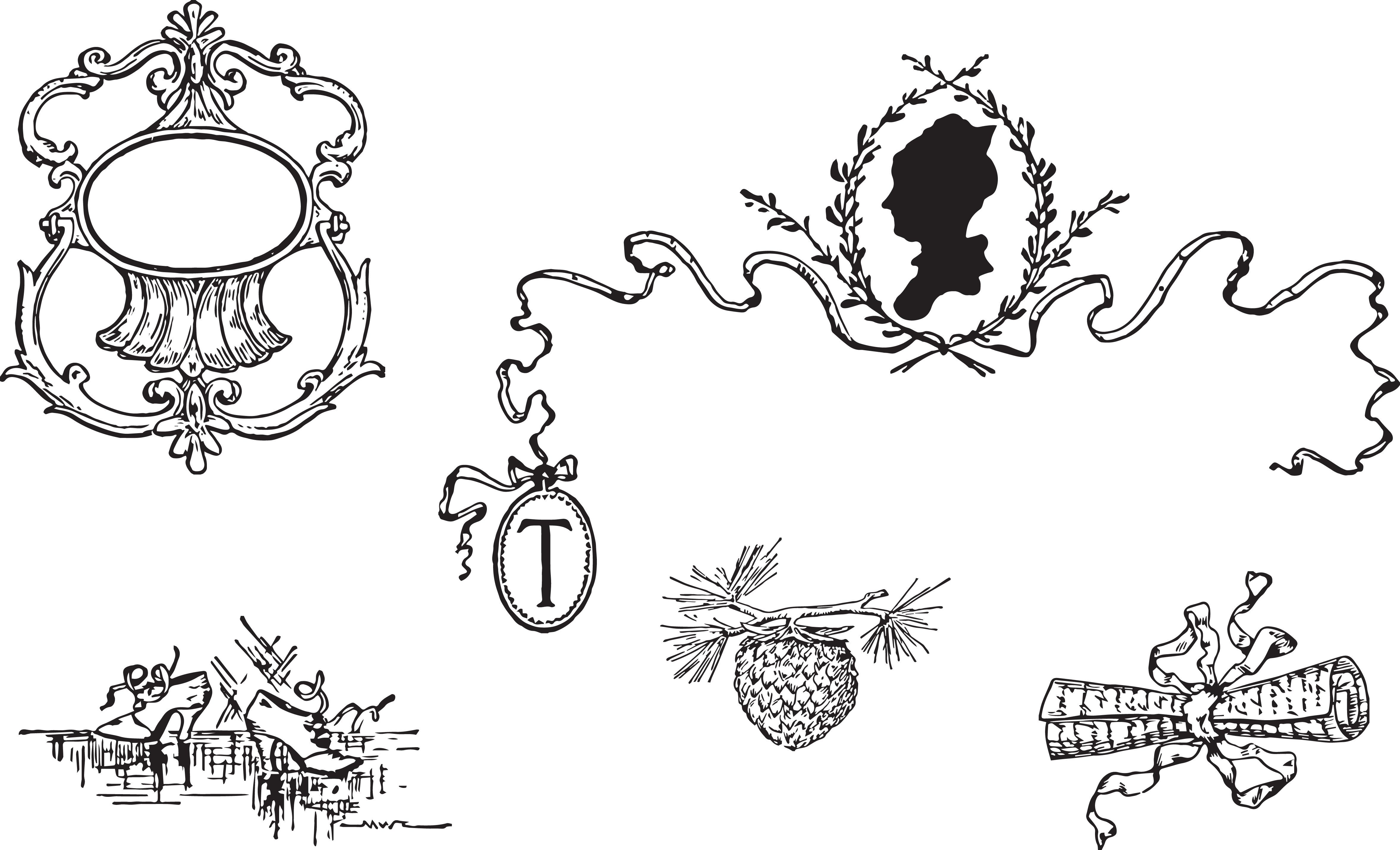Victorian Clipart Clipart Clipart For Vector Free Vector For Free