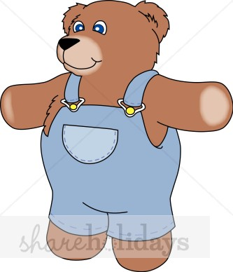 Also Like Cartoon Bear With Heart Clipart Light Brown Teddy Bear With