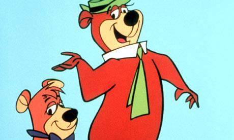 Boo Boo And Yogi Bear 001 Jpg #kjORmE - Clipart Kid