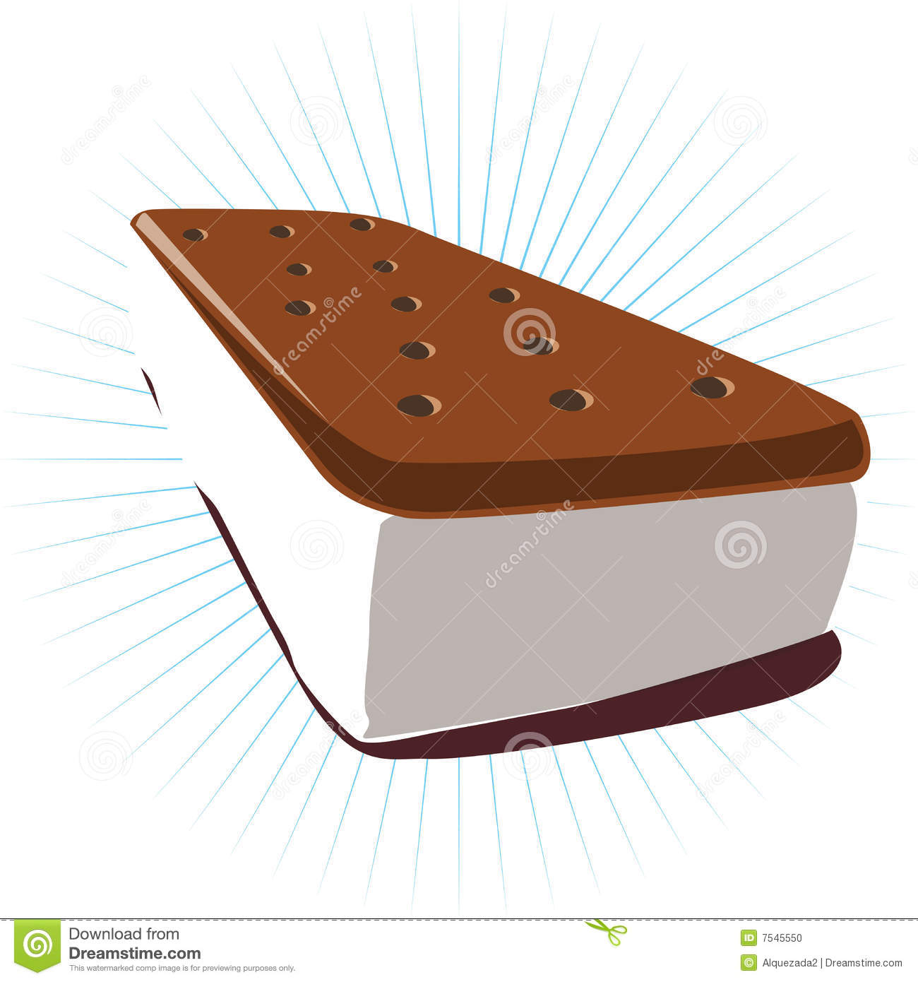 Ice Cream Sandwich Clipart Images   Pictures   Becuo