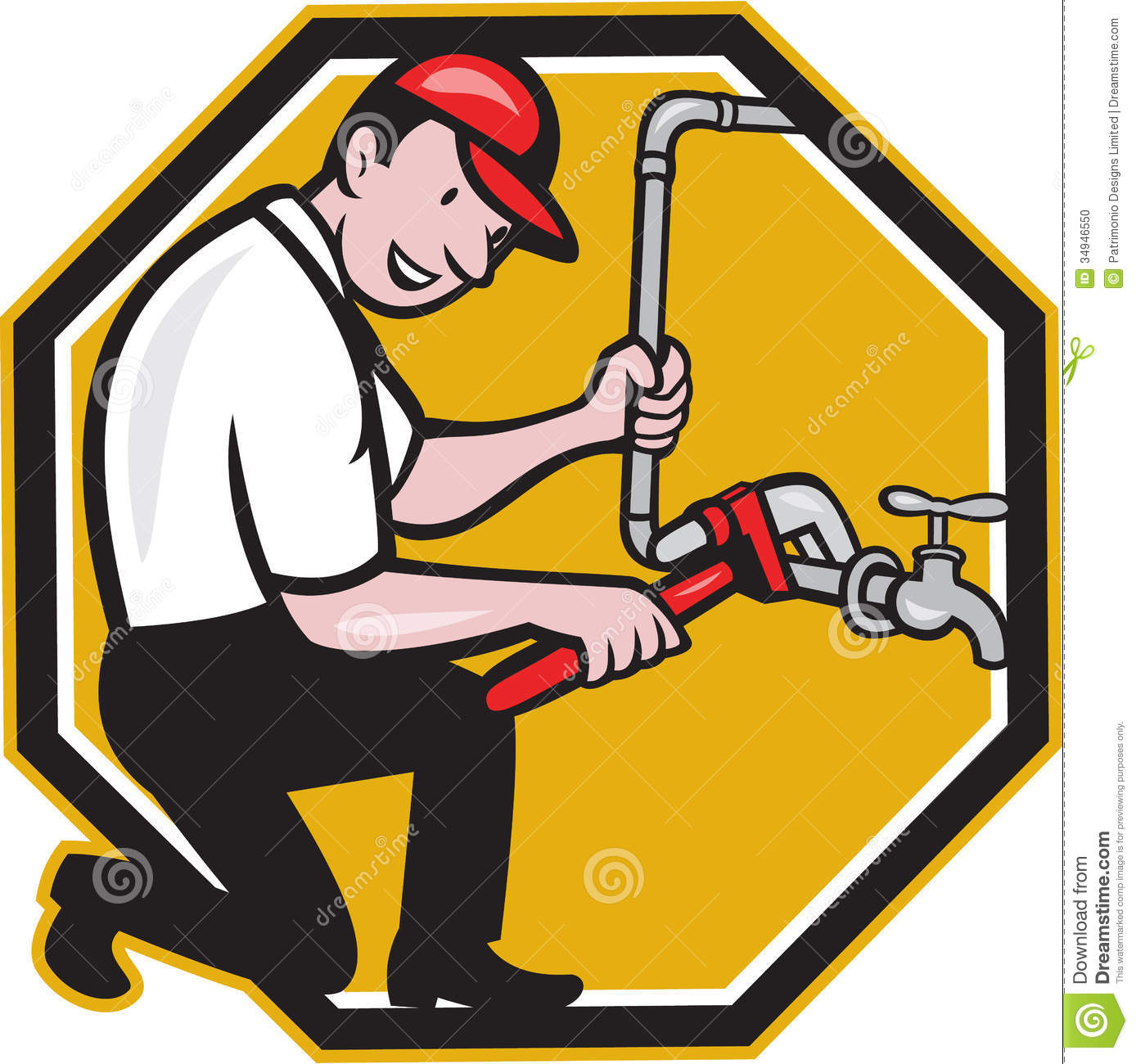 Plumber Illustrations and Clip Art. 35,145 Plumber royalty ...