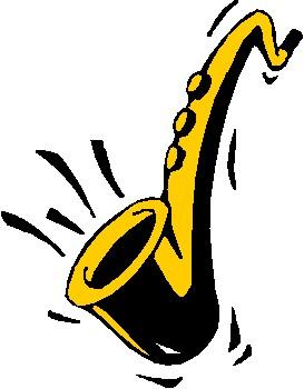 Jazz Instruments Clipart - Clipart Kid