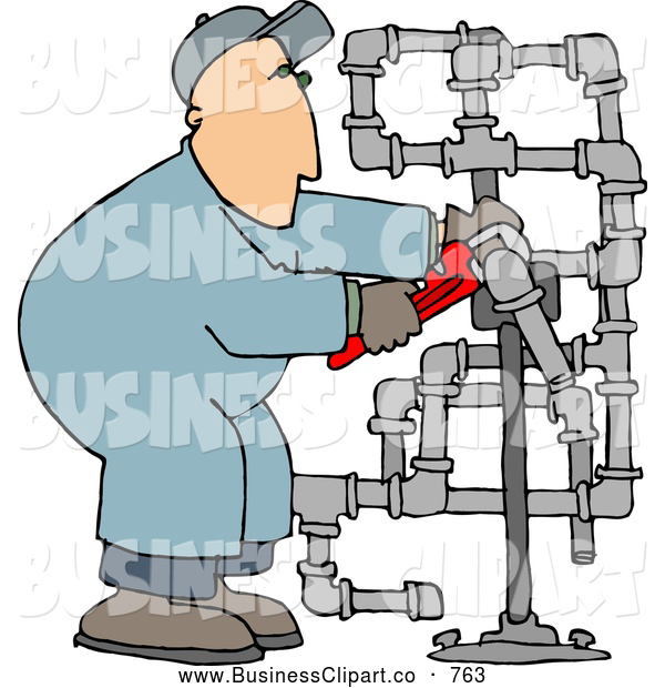 Leaky pipe wrench clipart suggest
