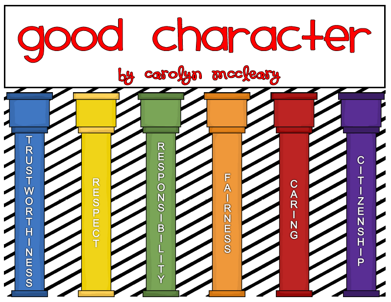 Positive Behavior Clipart Mrs  King   1st Grade   Behavior