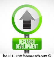Research Development Road Sign Concept