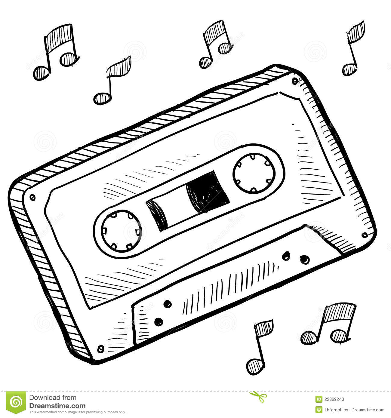 drawings of tapes clipart clipart suggest. Black Bedroom Furniture Sets. Home Design Ideas