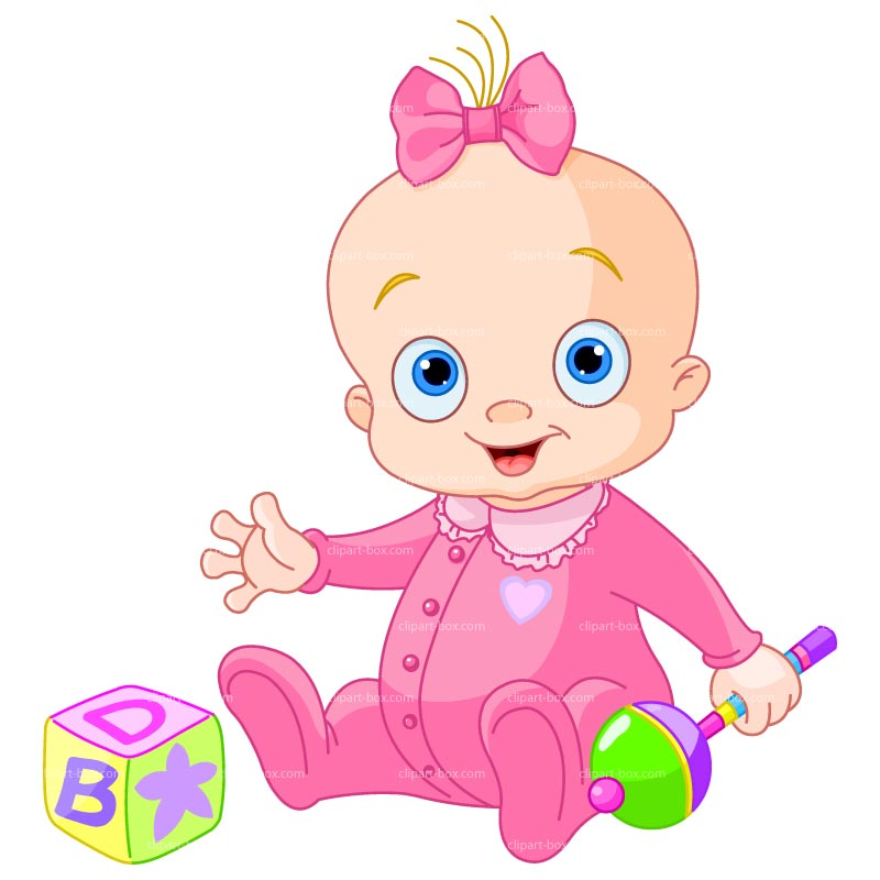 Toddler Clipart - Clipart Kid
