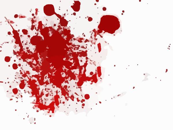 Clip Art Blood Splatter Clipart knife blood splatter clipart kid scarlet red splash clip art at clker com vector art