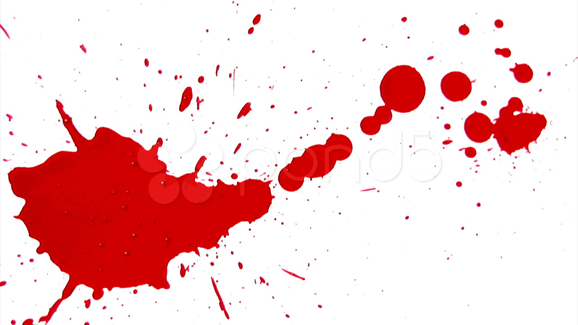 Blood Splatter Animation   Clipart Best