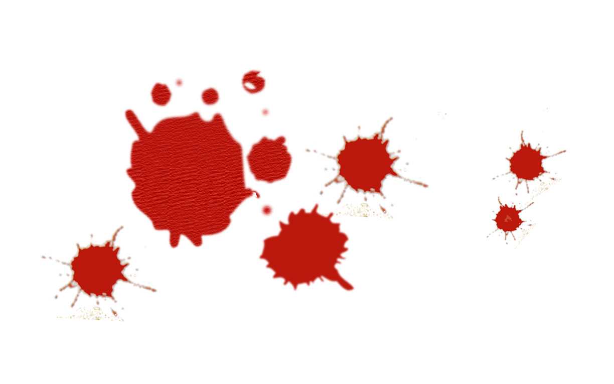 Blood Splatter Png   Clipart Best