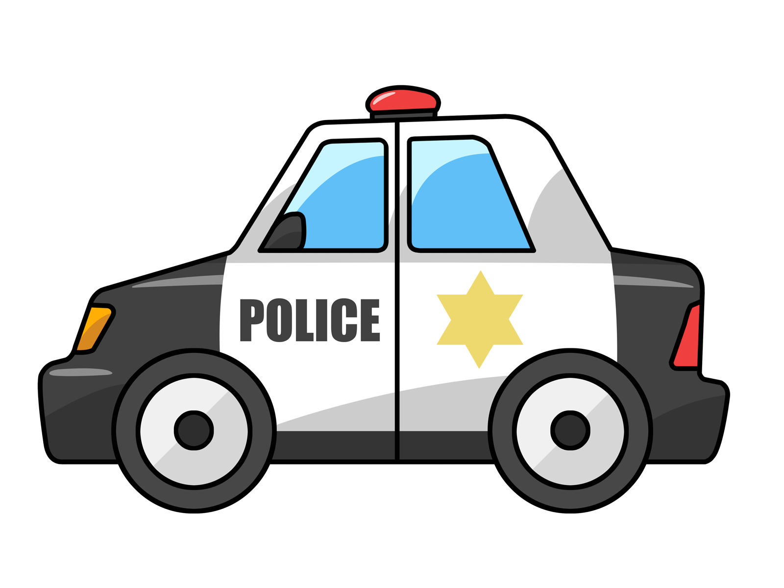 Clipartlord Com Exclusive You Can Use This Cute Cartoon Police Car