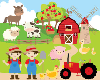 Farm Harvest Clipart - Clipart Suggest