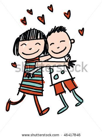 Clip Art Hugs Clipart big hug clipart kid friends hugging panda free images
