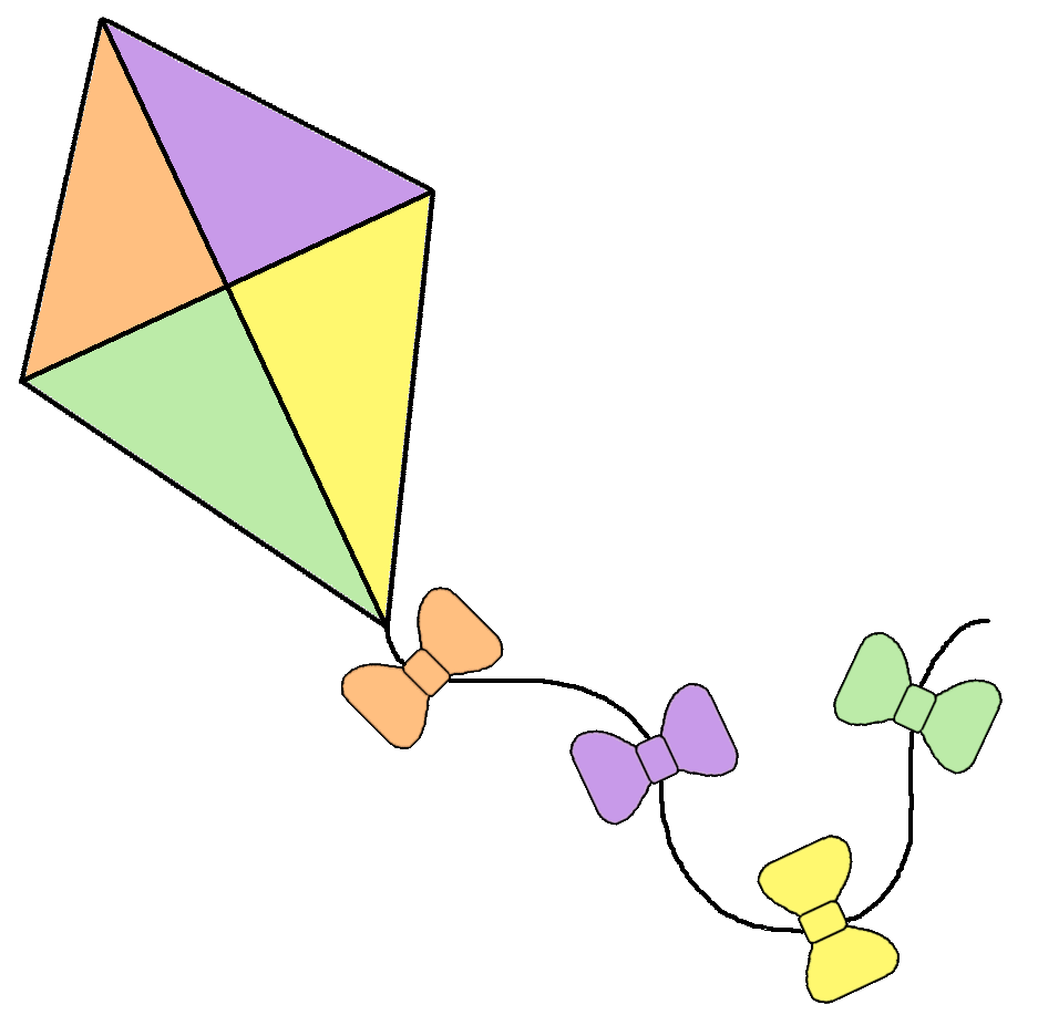 Clip Art Kite Clip Art kite clipart kid graphics by ruth kites