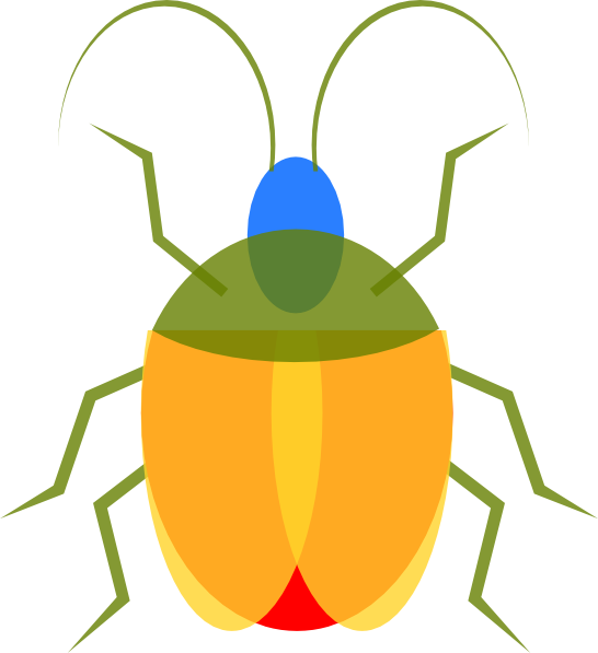 Insect Bug Clip Art