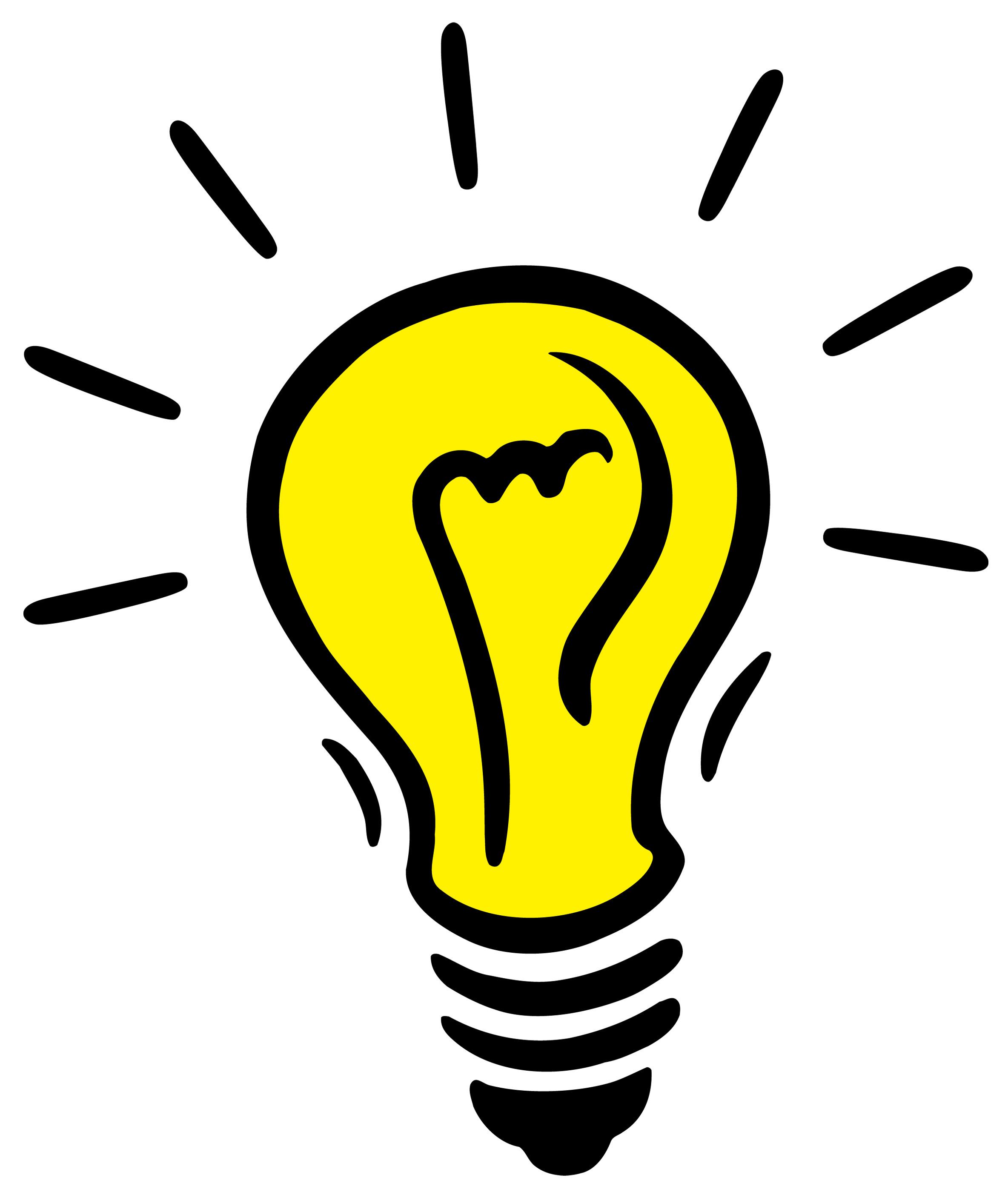 Light Bulb Clip Art   Clipart Best