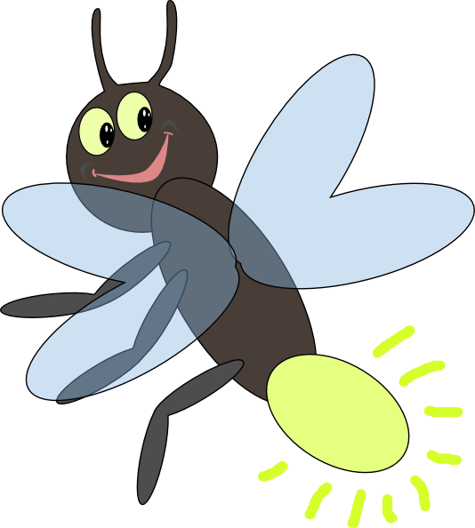 Lighting Bug Clip Art At Clker Com   Vector Clip Art Online Royalty