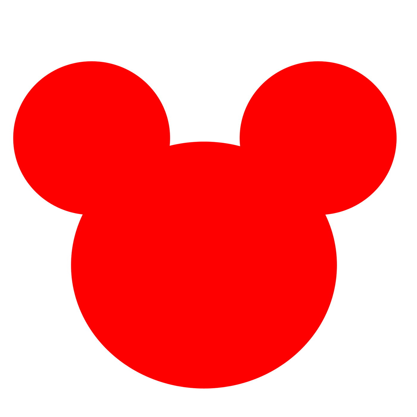 Mickey Mouse Clipart   Free Large Images