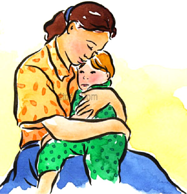 free clip art mother child - photo #50