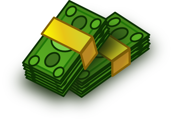 Money Stacks Clipart   Clipart Best