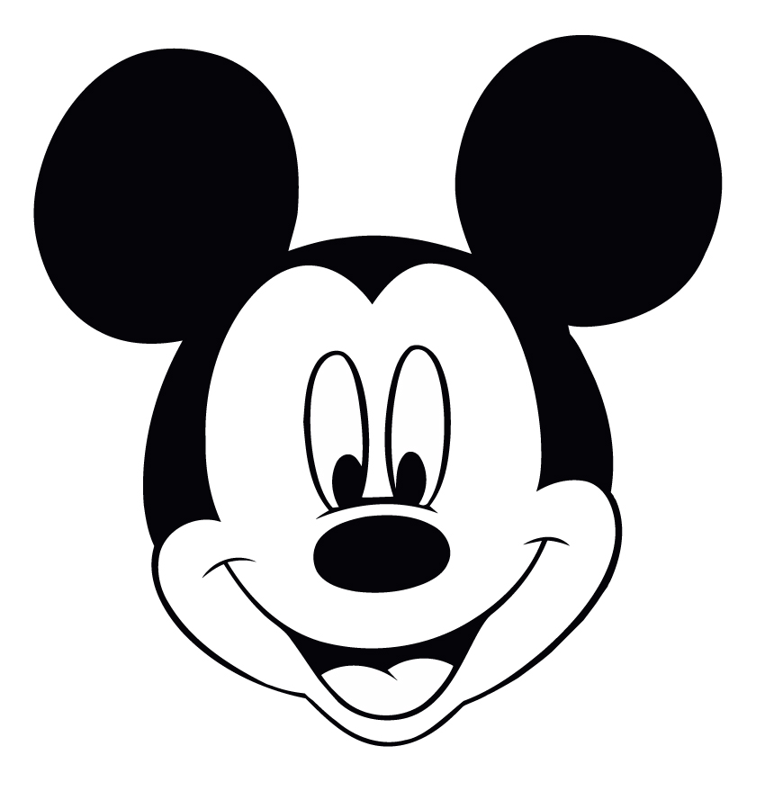 Page Mickey Mouse Head Download The Classic Mickey Mouse Head For Free