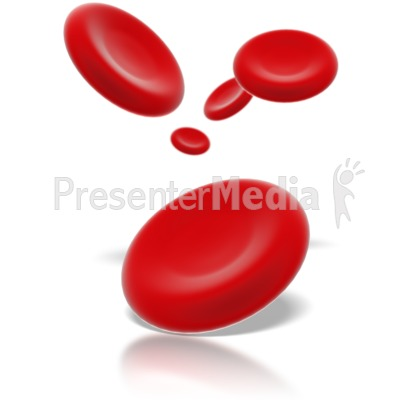 Red Blood Cells   Medical And Health   Great Clipart For Presentations