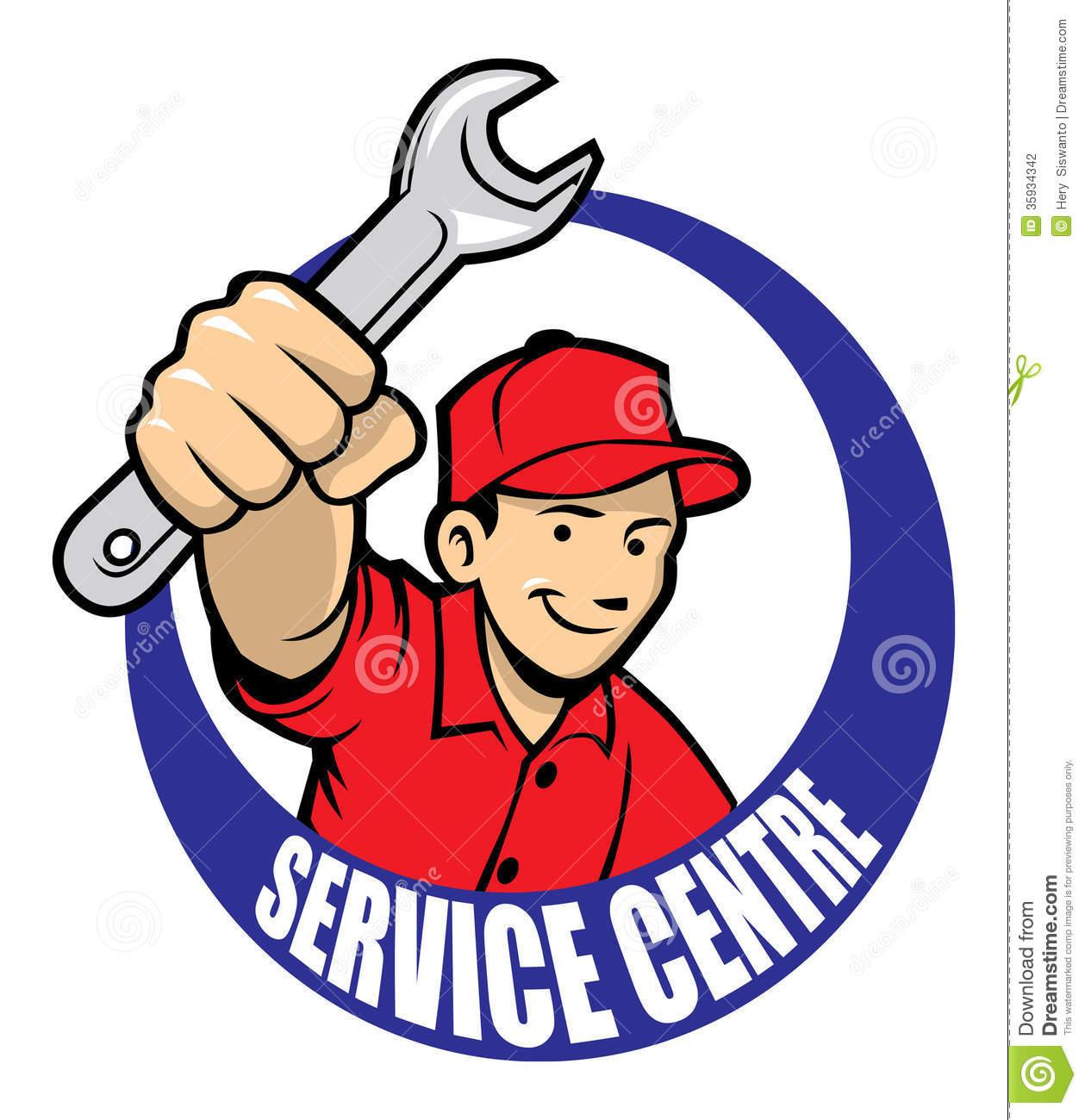 free clipart maintenance worker - photo #26