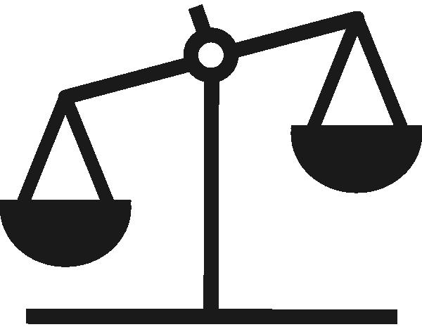 Weighing Balance Clip Art