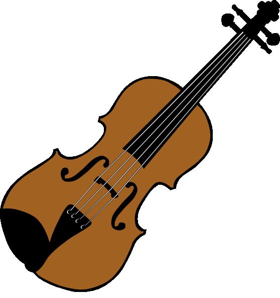 Smb Violin Clip Art At Clker Com   Vector Clip Art Online Royalty